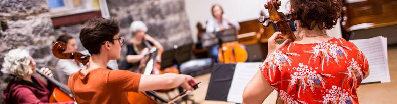 Cello Ensemble Group Class