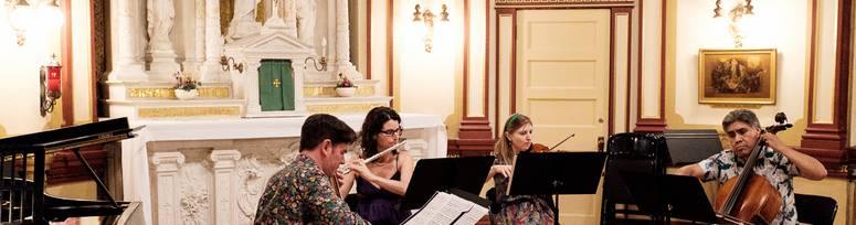 Baroque Ensemble Group Class
